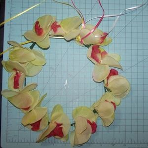handmade Accessories - Adult size flower crown